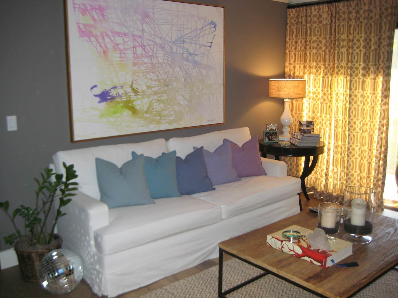 decoracao de sala simples e pequena e barata:Dicas de Como Decorar uma Sala Pequena e Simples